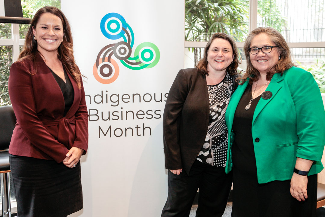 THE FIFTH INDIGENOUS BUSINESS MONTH CELEBRATES INDIGENOUS INGENUITY